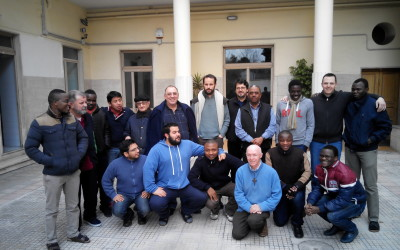 P. generale visita comunità italiane