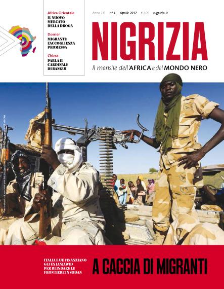 Una nuova veste per Nigrizia