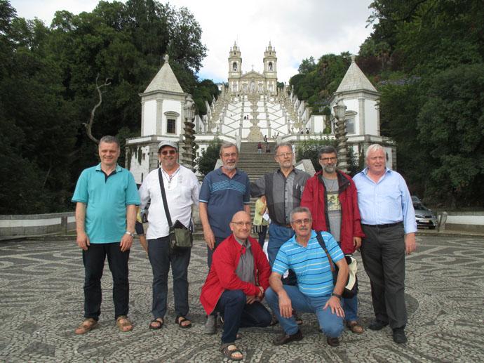 Assemblea dei provinciali europei in Portogallo