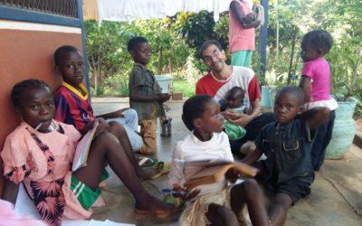 25 giorni a Mongoumba… o sono solo 1?… ho perso il conto!