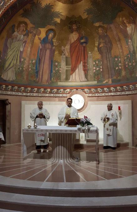 Incontro della CIMI ad Assisi