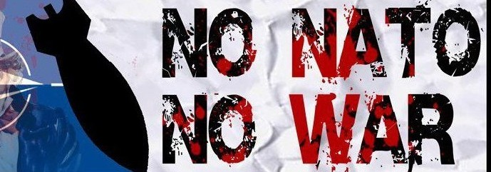 NO GUERRA, NO NATO