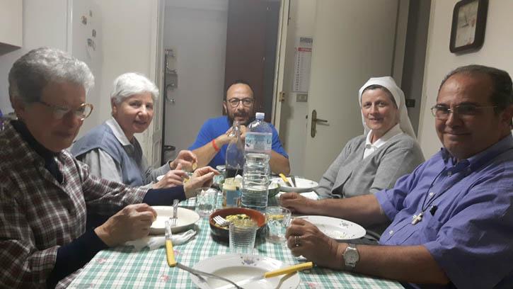 Visita alla comunità di Modica