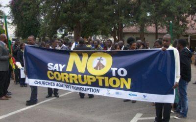 Ancora molta corruzione in Africa