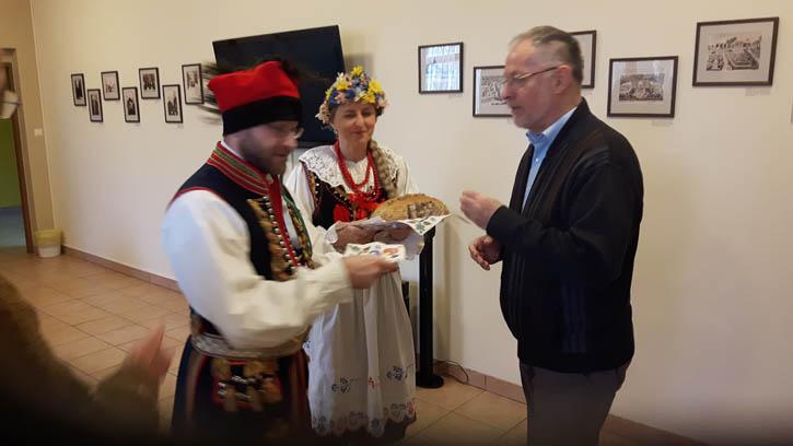 I provinciali europei in Polonia