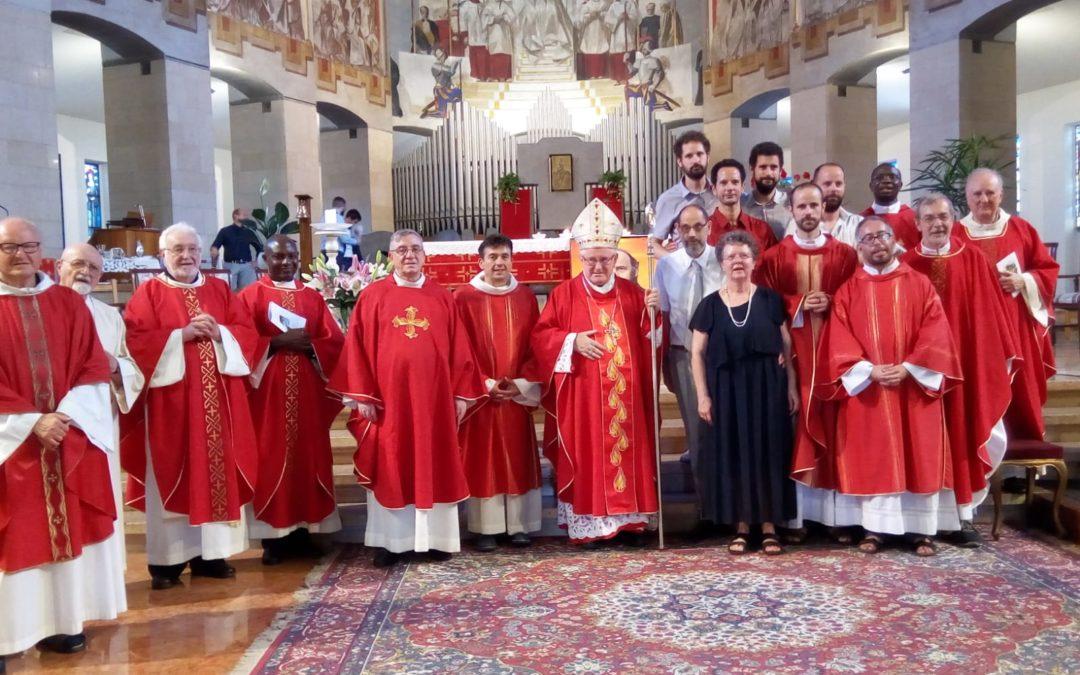 Ordinazione sacerdotale a Verona