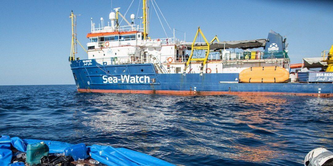 Lasciate sbarcare i migranti della Sea Watch