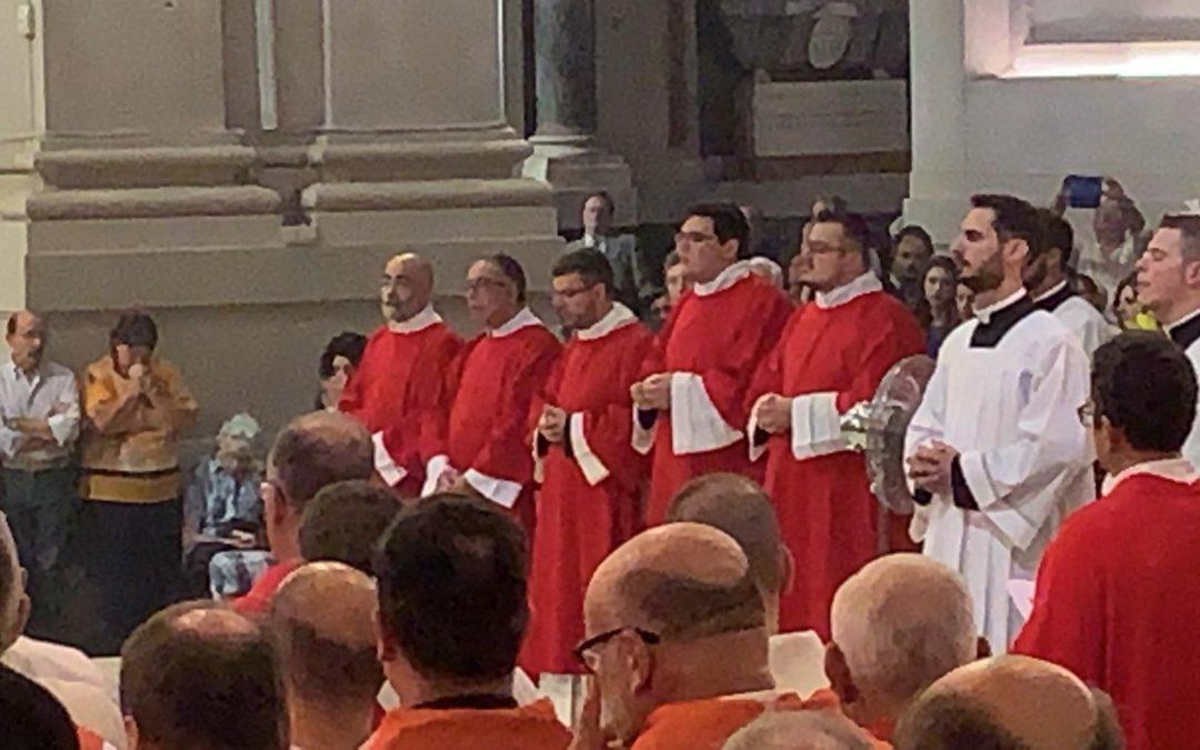 P. Alessio sacerdote a Palermo