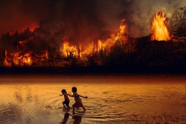 L'agonia della Terra è la nostra agonia