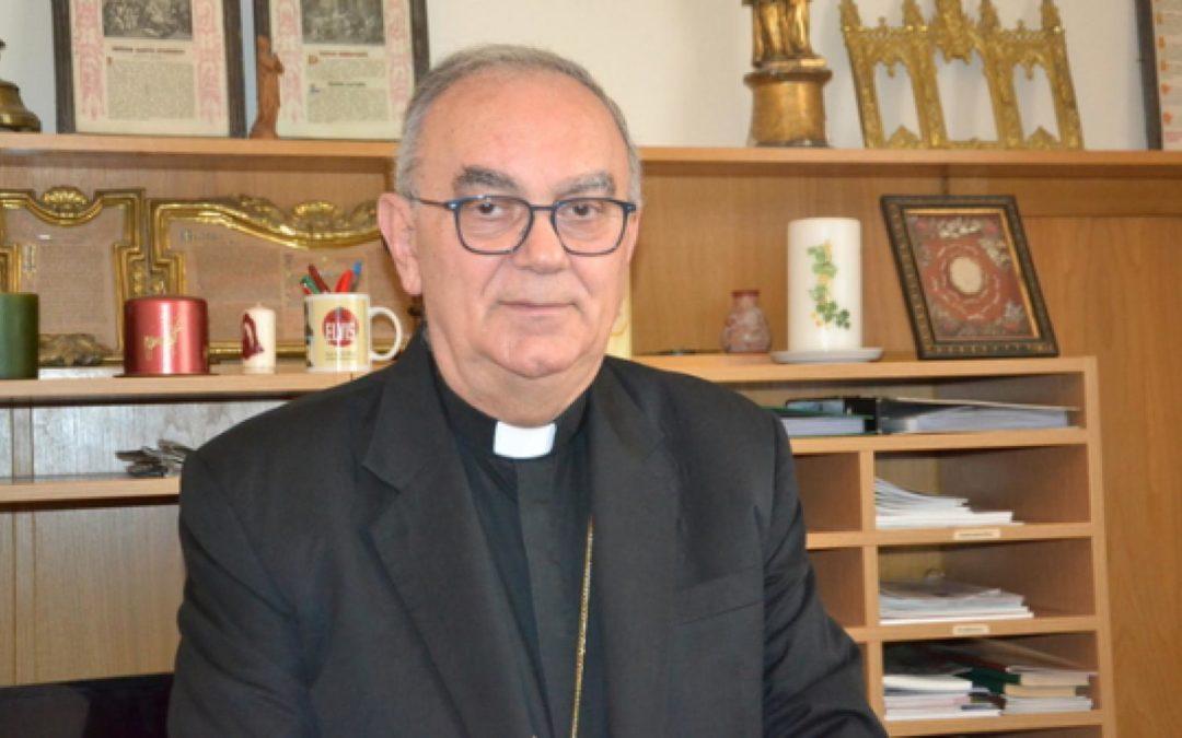 Addio al vescovo Ballin