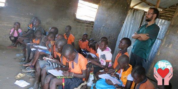 P. Christian scrive dal Sud Sudan