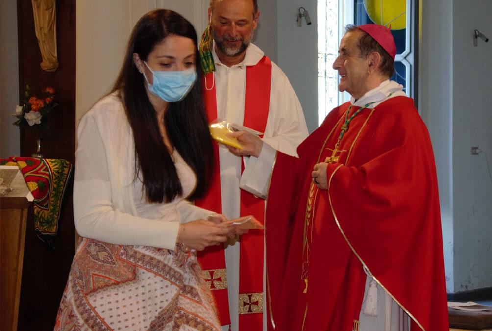 Venegono: monsignor Delpini visita il GIM