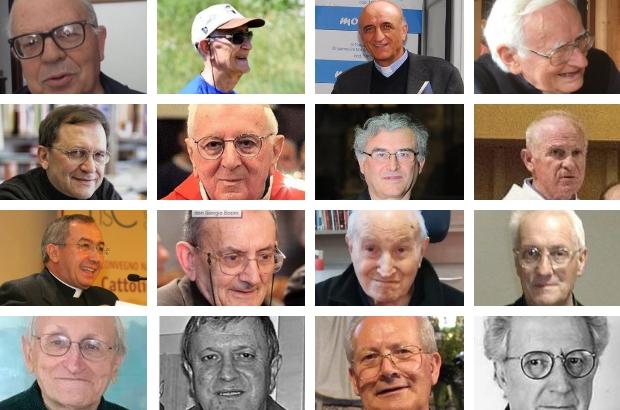 Sono 121 i preti italiani portati via dal COVID