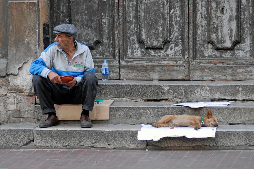 Missione è pensare ai più bisognosi