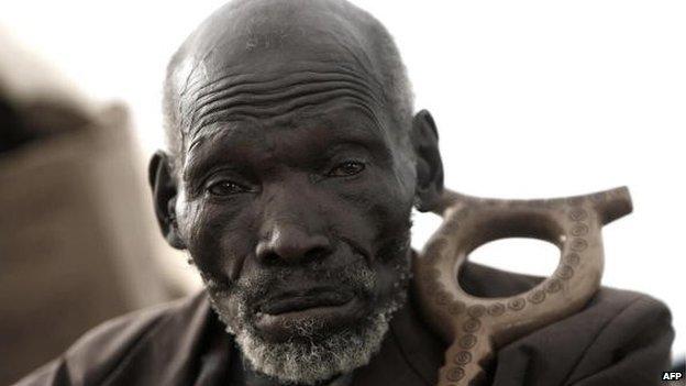 La sfida africana della terza età