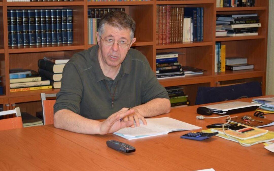 P. Claudio Lurati è nuovo Vicario Apostolico di Alessandria D'Egitto