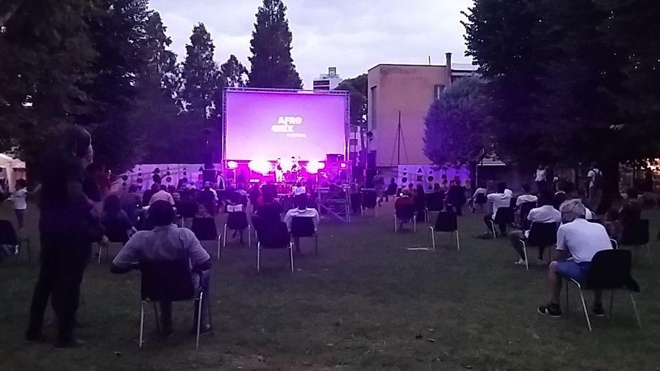 Afrobrix a Brescia