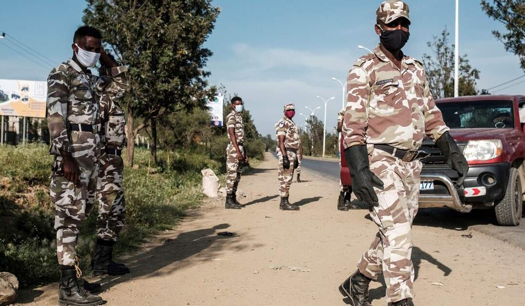 Etiopia, venti di guerra civile