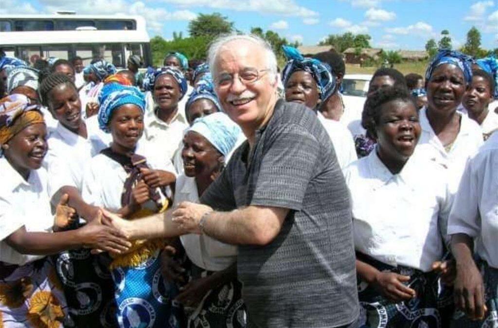 Morto in Malawi padre Giuseppe (Pino) Giannini