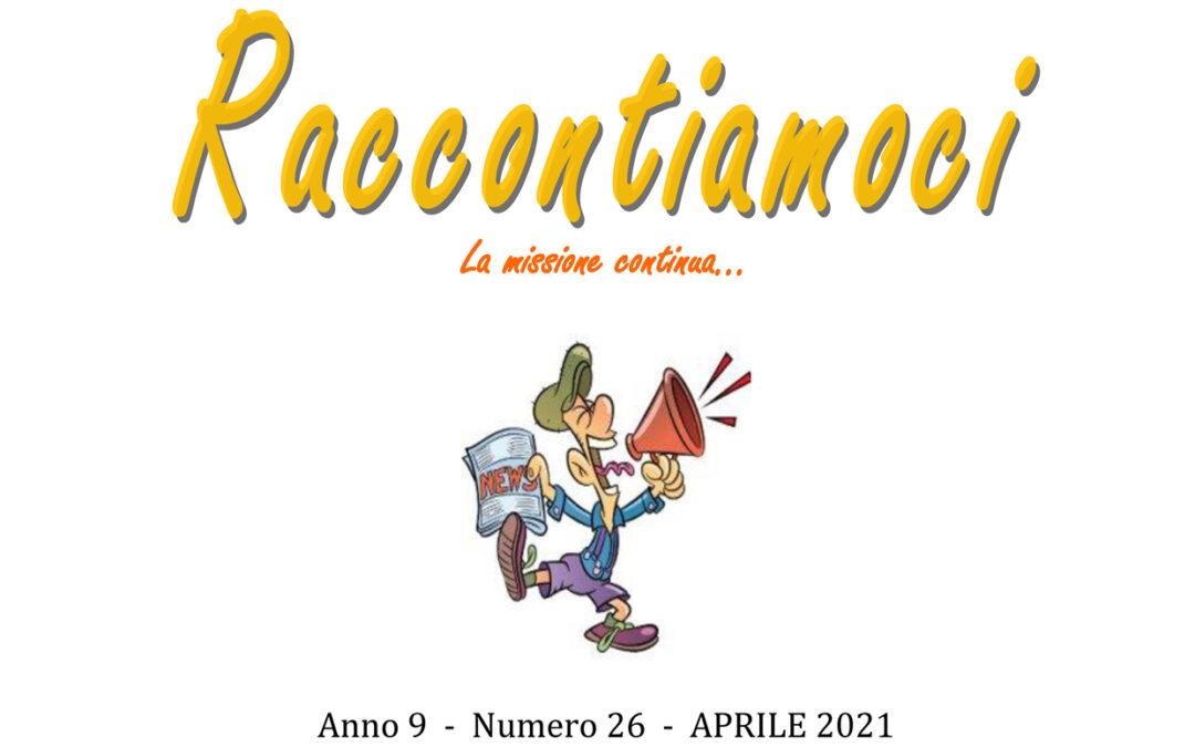 """Castel d'Azzano: ecco il nuovo numero di """"Raccontiamoci"""""""