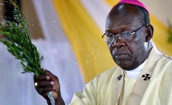 L'arcivescovo emerito di Juba, Mons Paulino Lukudu, comboniano, ci ha lasciati