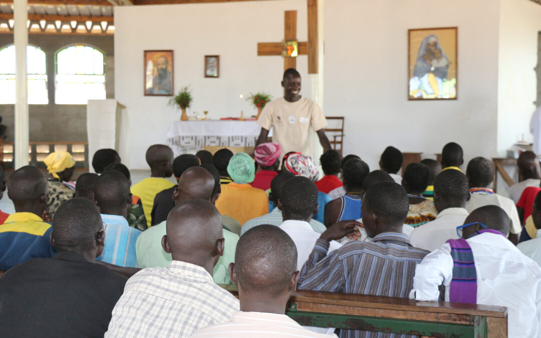 """Antiquum ministerium"": Testimonianza di p. padre Torquato Paolucci, Uganda"