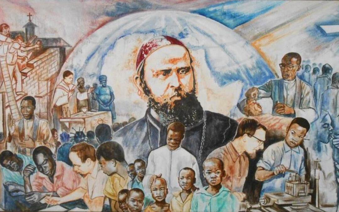 1 giugno 1867: Comboni fondò a Verona l'«Istituto per le Missioni della Nigrizia»