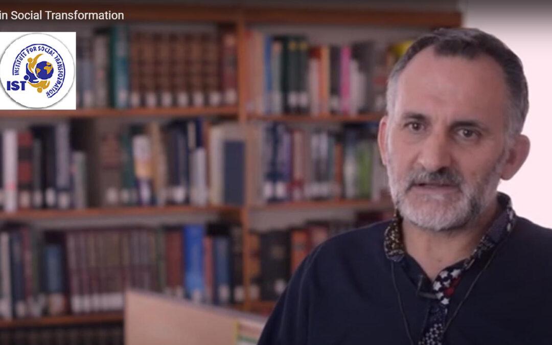 Kenya: P. Stefano Giudici, dottore in Social Transformation