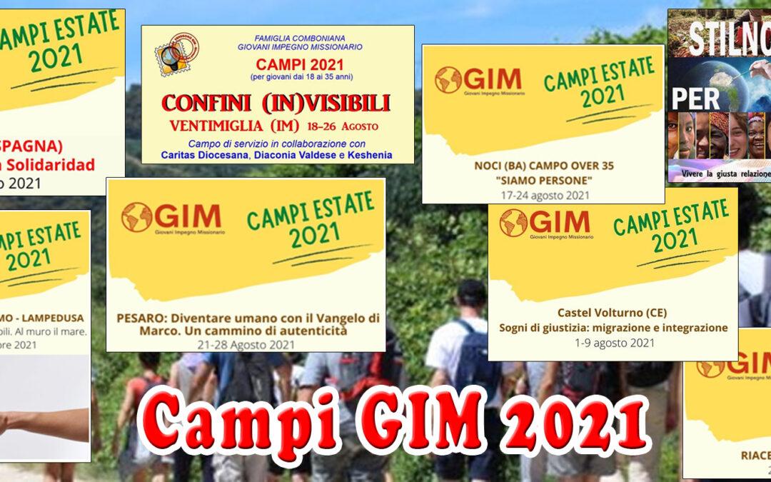 Campi GIM 2021