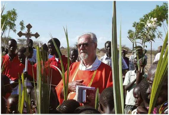 Un Comboniano in Africa: Padre Raffaele Cefalo