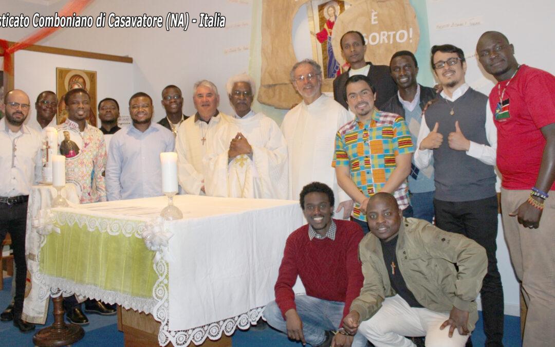 L'Africa è il continente della speranza: Quadro attuale delle vocazioni missionarie comboniane.