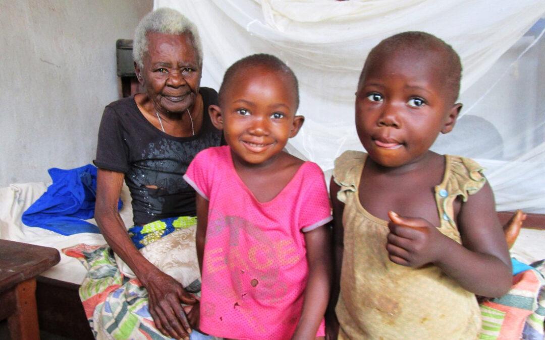Nonni d'Africa: Ovvero gli angeli custodi