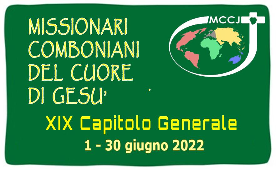 Il XIX Capitolo Generale dei Comboniani si svolgerà dal 1 al 30 giugno 2022.