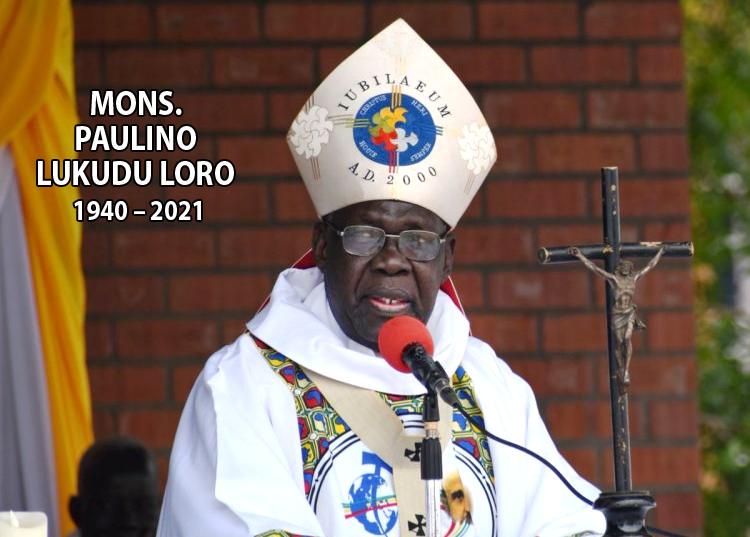 Grande pastore e maestro: Mons. PAULINO LUKUDU LORO