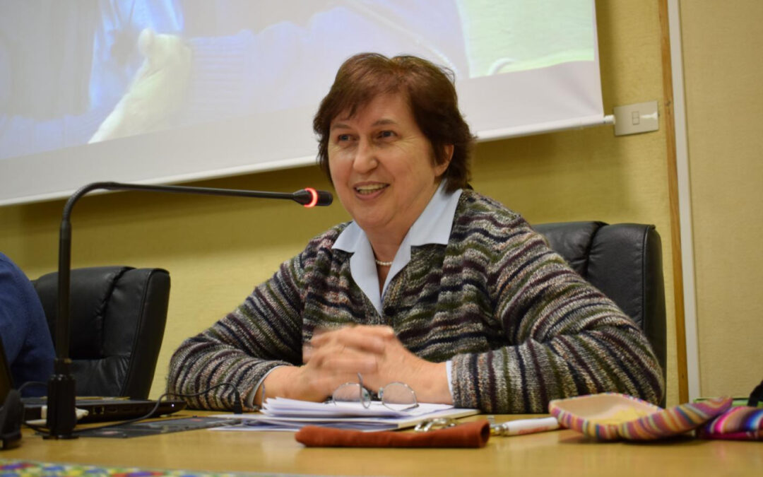 MARIA PIA DAL ZOVO, Nuova Responsabile Generale delle Missionarie Secolari  Comboniane
