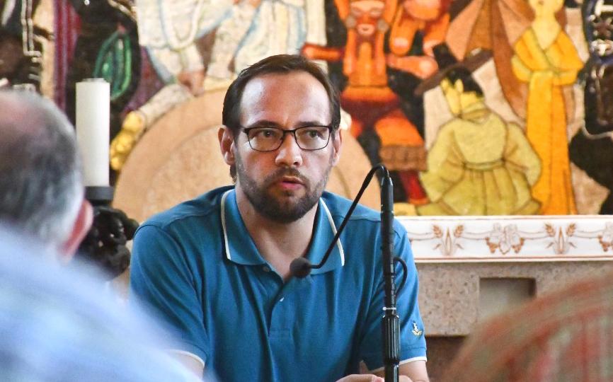 Verona: Ascoltando Mons Christian Carlassare, LA MISSIONE E' QUESTIONE DI AMORE
