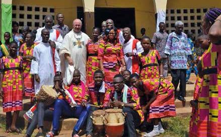 Limone: P. Donato Benedetti dal Togo al paese natale di S. Daniele Comboni